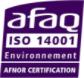 Certification ISO 14001 : management de l'environnement